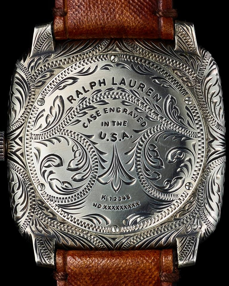 Ralph Lauren introduces The American Western Watch Collection-08