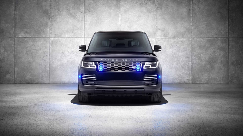 Range Rover Sentinel features 5.0-litre Supercharged V8 petrol engine and the latest occupant protection