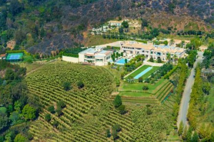 $195 million Palazzo di Amore is America's highest priced home