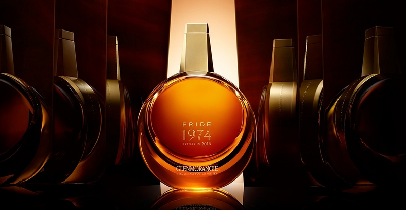 Rarer, older and deeper than any other Glenmorangie Pride 1974