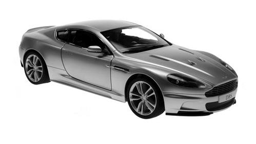 Rastar Aston Martin DBS Coupé Remote Control Car