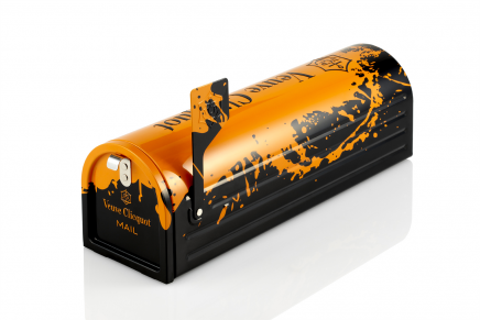 2015 Clicquot Mailbox for Veuve Clicquot Re-Creation Awards International Online Design Competition