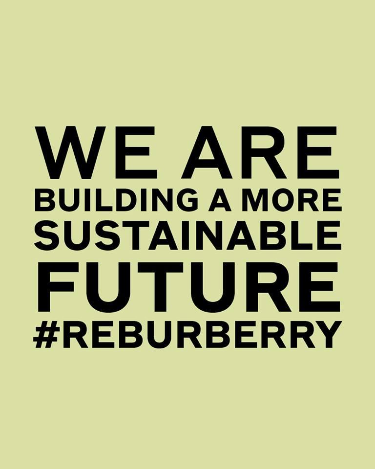 ReBurberry 2019-