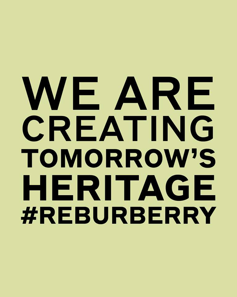 ReBurberry 2019-01