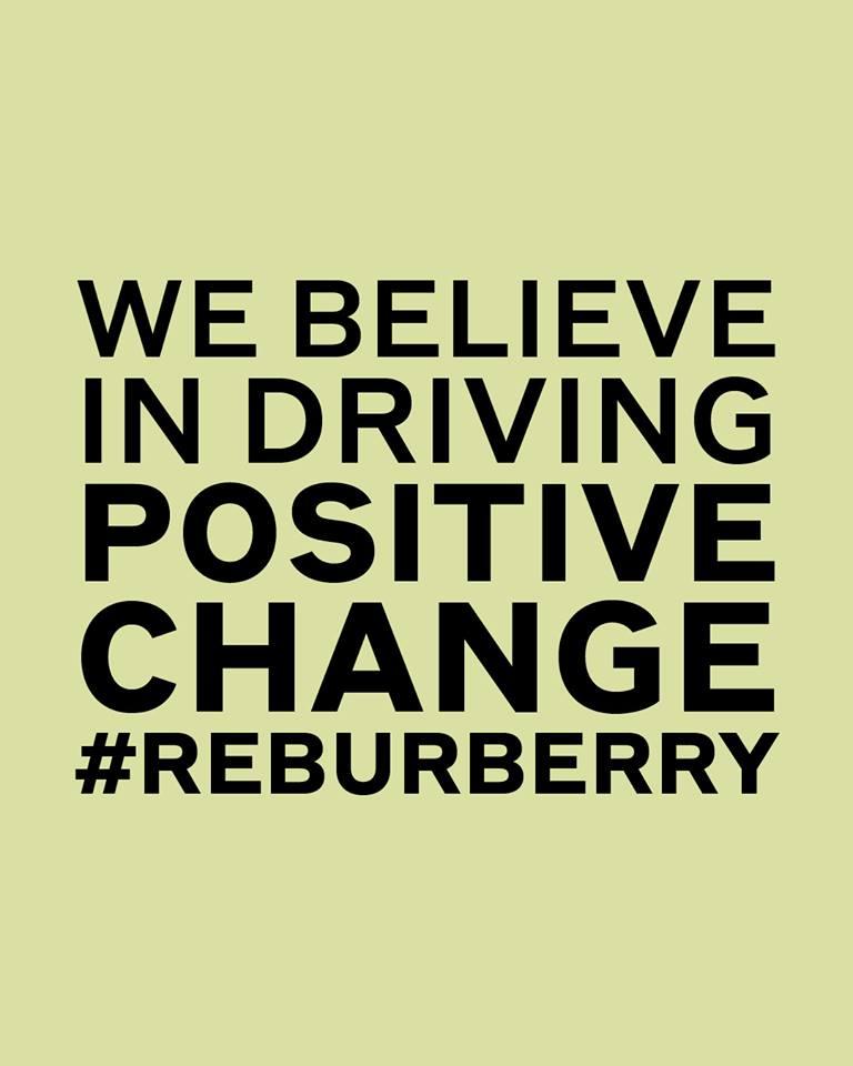ReBurberry 2019