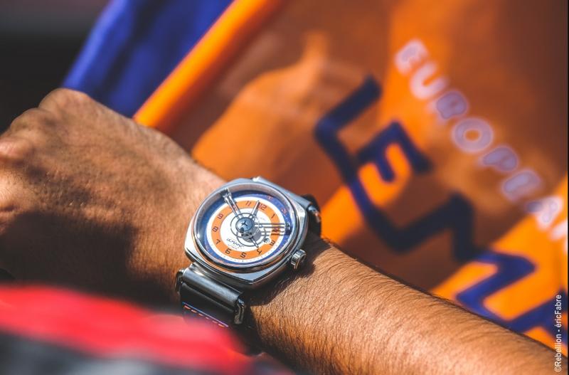 Rebellion Timepieces Twenty-One Three Hands 2019