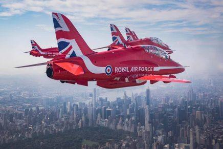 Breitling Avenger x Royal Air Force