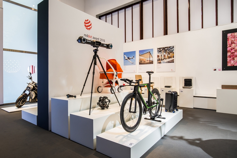 Red Dot Design Museum exhibit