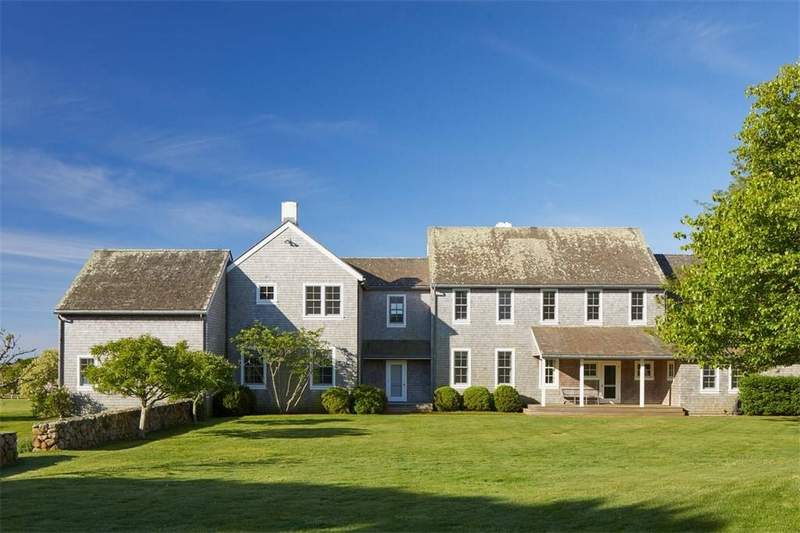 Red Gate Farm, the serene and private estate of Jacqueline Kennedy Onassis on Martha's Vineyard-2019-03