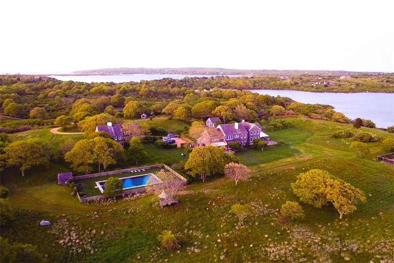 Red Gate Farm, the serene and private estate of Jacqueline Kennedy Onassis on Martha's Vineyard-2019-05