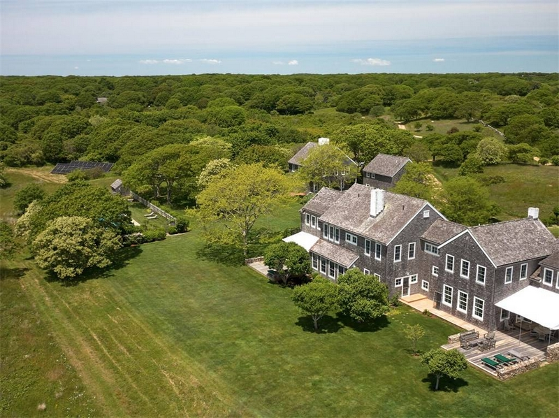 Red Gate Farm, the serene and private estate of Jacqueline Kennedy Onassis on Martha's Vineyard-2019