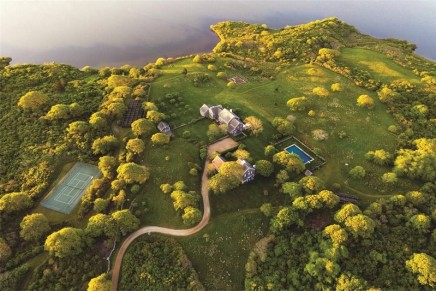 The serene and private estate of Jacqueline Kennedy Onassis on Martha's Vineyard seeking the next  steward
