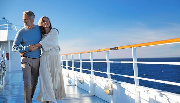 Regent Seven Seas voyage
