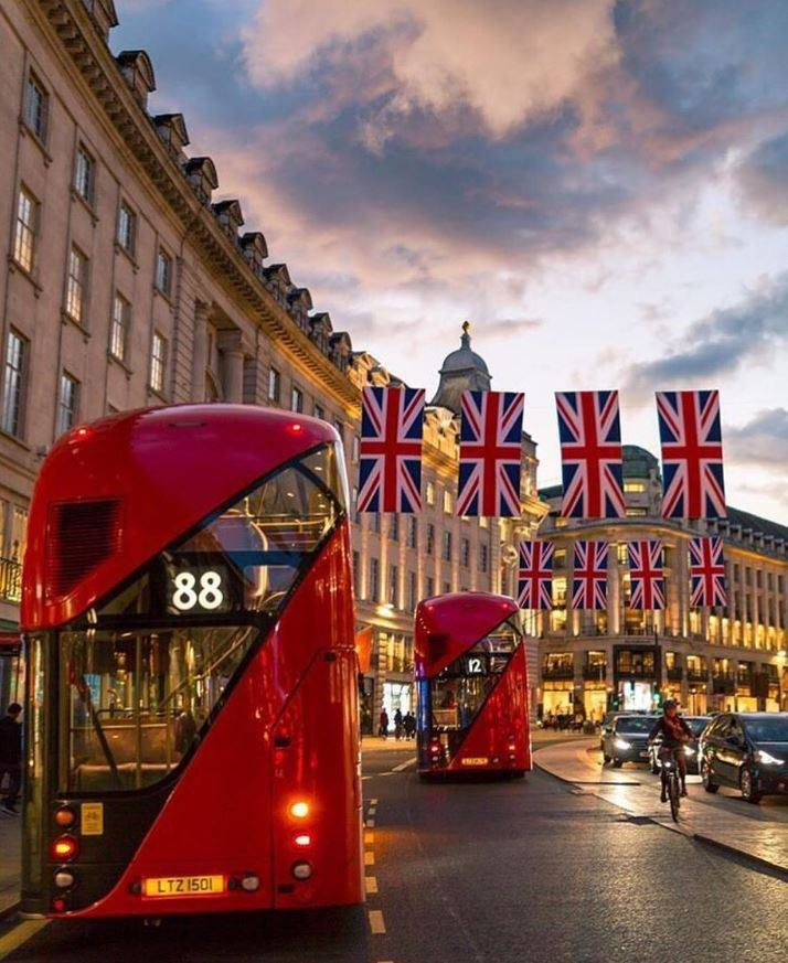 Regent Street looking awesome