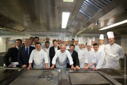 60th anniversary of Relais & Chateaux marked with a 1950s-style 'taste rally' and heavenly culinary discoveries