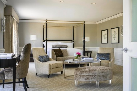VIP stays: The remastered Ritz-Carlton Suite St. Louis to provide the ultimate hotel-within-a-hotel experience