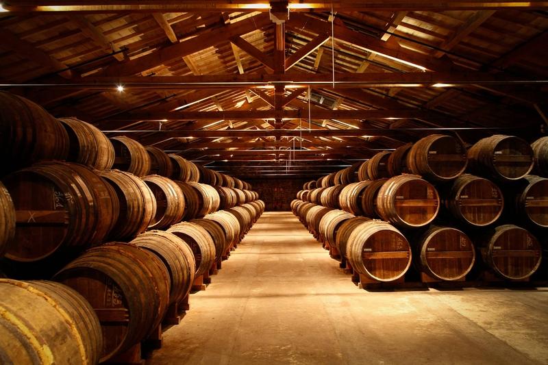 RemyCointreau barrels