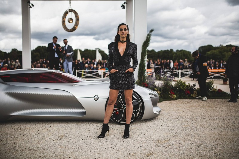 Renault & Balmain