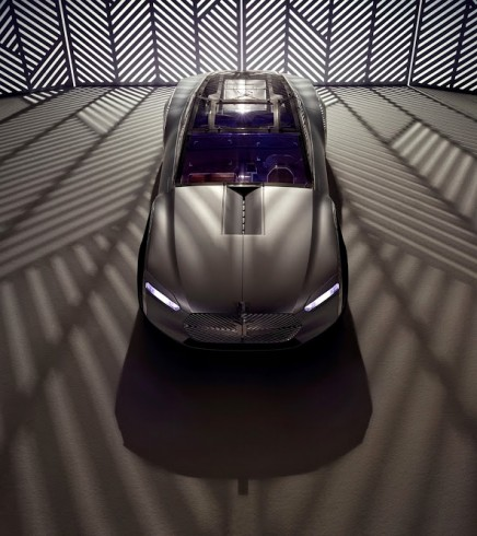 Renault Coupe Corbusier concept car-