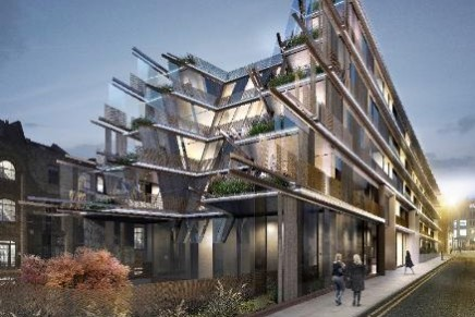 Nobu is bringing hotels' fun-luxury experience to Shoreditch London