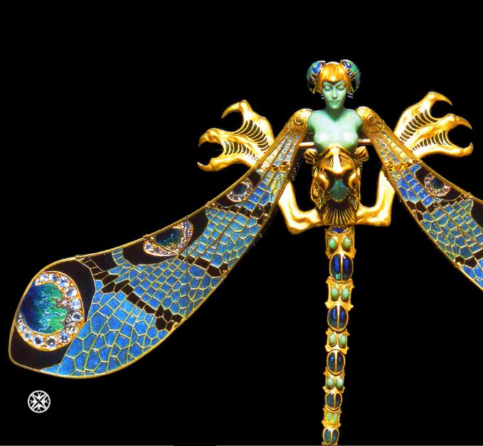 Rene Lalique Brooch