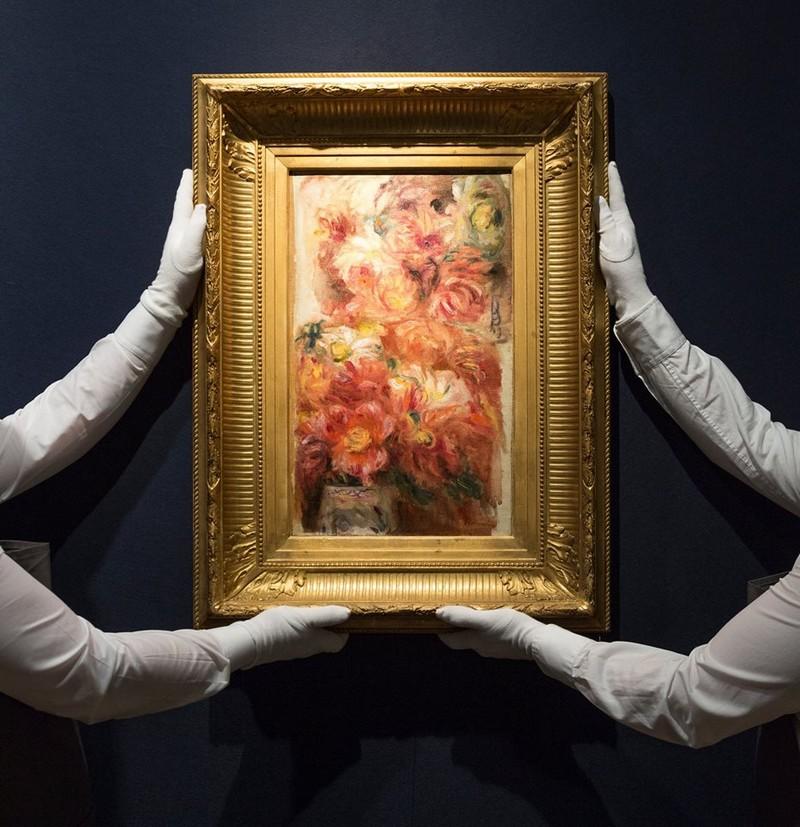 Renoir - Christie's London, King Street