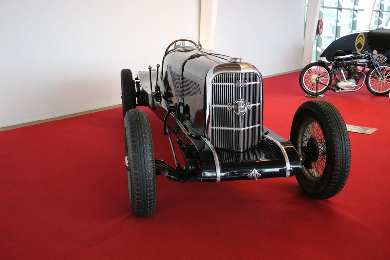 Retromobile 2018-Panhard and levassor 35 CV