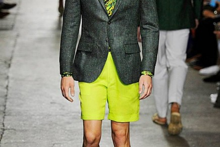 Rave foam, sci-fi sportswear and spanners as jewellery: the key trends from London Collections: Men, SS16