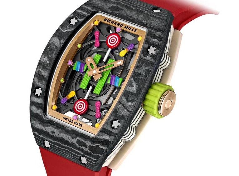 Richard Mille Bonbon Collection 2019