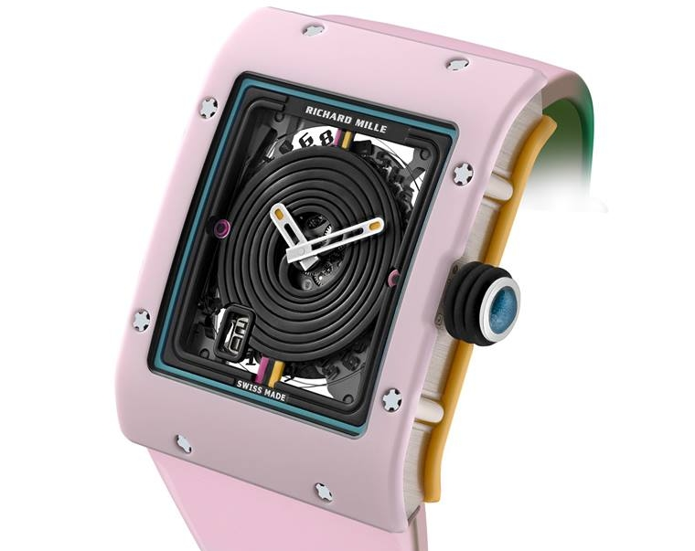 Richard Mille RM 16-01 Réglisse watch