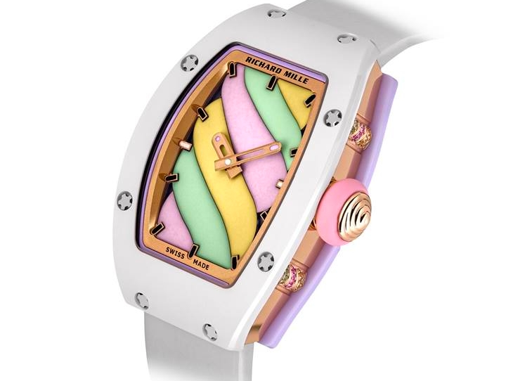 Richard Mille Sihh 2019 -RM 07-03 Automatic Marshmallow