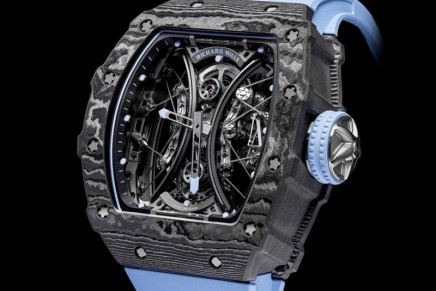 Richard Mille embraced the challenge of creating a new polo-proof timepiece, with the help of Pablo Mac Donough