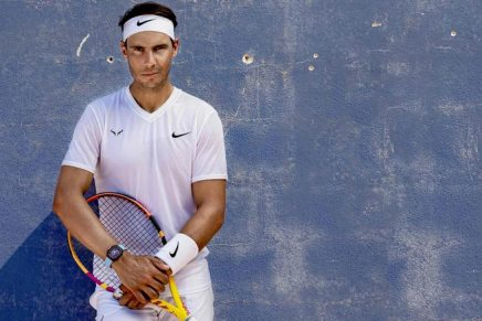 Richard Mille x Rafael Nadal's groundbreaking TitaCarb-made RM 27-04 tourbillon is inspired by a tennis racket