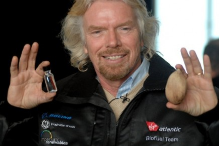 Cheaper oil could damage renewable energies, says Richard Branson