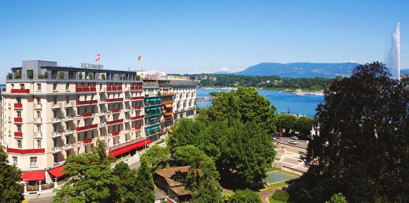 Richemond Geneva Panorama