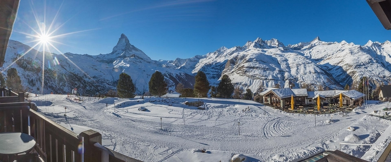 Riffelalp Resort 2222m, the highest luxury hotel in Europe, welcomed into the circle of Swiss Deluxe Hotels