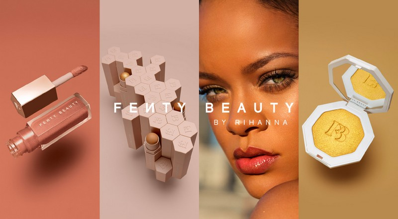 Rihanna Fenty Beauty launch 2017