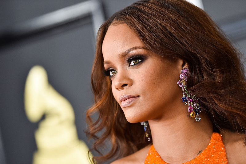 Rihanna loves Chopard -haute jewelry collection-
