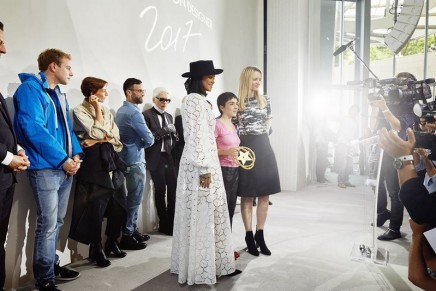 Fashion Designer Marine Serre wins LVMH's Prize for Young Fashion Designers for 2017