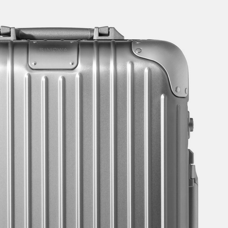Rimowa also debuted the new Original Collection