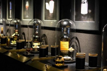 'Fragrances': The first cocktail & perfume bar opened in Berlin