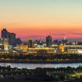 Ritz-Carlton Kazakhstan-Astana-Panorama