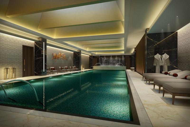 Ritz-Carlton Kazakhstan-Astana-pool