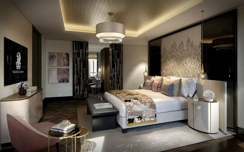 Ritz-Carlton opened the doors of its first hotel in the capital of Kazakhstan-