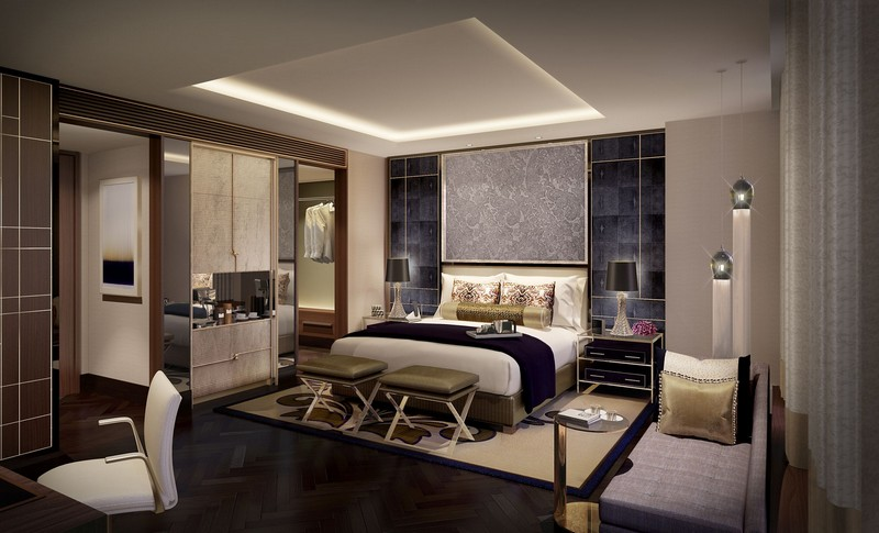 Ritz-Carlton opened the doors of its first hotel in the capital of Kazakhstan-Astana-rooms