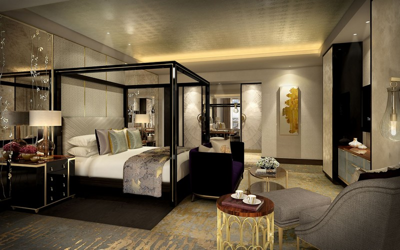 Ritz-Carlton opened the doors of its first hotel in the capital of Kazakhstan-Astana