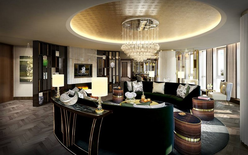 Ritz-Carlton opened the doors of its first hotel in the capital of Kazakhstan