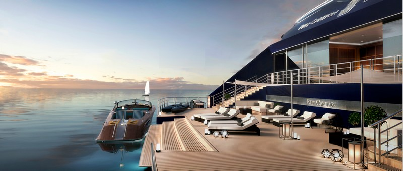 Ritz-Carlton's Custom-Built Luxury Yachts Setting Sail in 2019