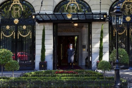 Hotel Ritz, Madrid closed for a €99 million historic restoration