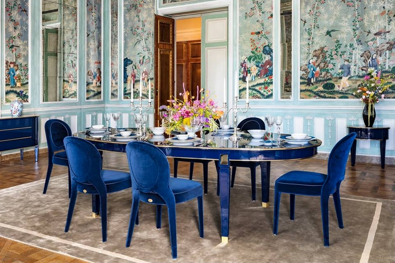 Ritz Paris Home Collection offers new and fascinating visions of modernity